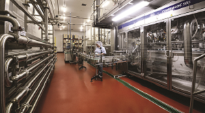 Top 5 Stonhard Products for Food and Beverage Industry